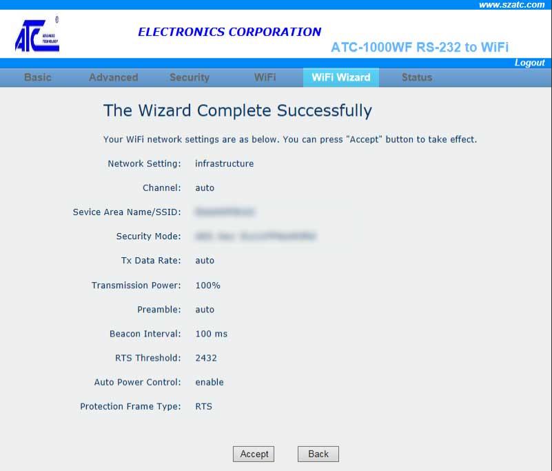 Atc100Wf-WizardComplete