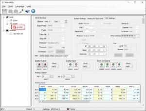 Screenshot Yotta utility