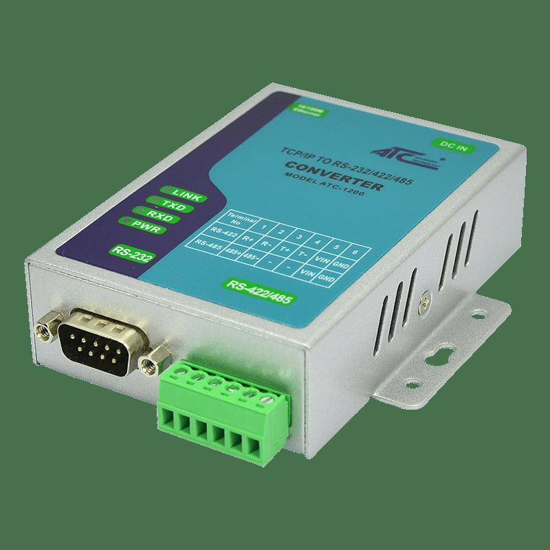 Configure ATC-1200 converter - Support Elsist