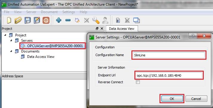CODESYS_UaExpert_ServerSettings