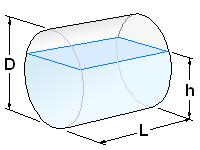 Calcolo volume serbatoio
