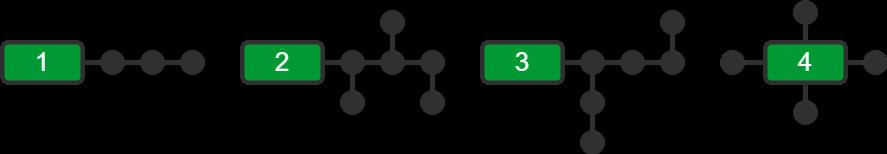 Topologia collegamento Bus 1-Wire